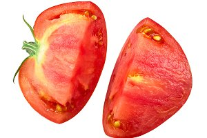 Beef tomato chunks