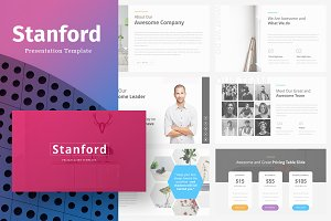 Stanford Creative Powerpoint