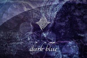 25 Textures - Dark Blue
