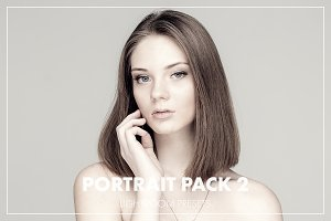 20 Lightroom Portrait Presets
