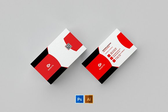 Business Card Template 48