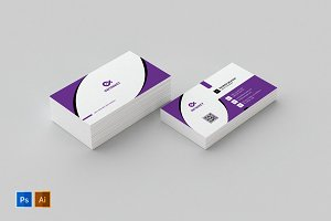 Business Card Template 50