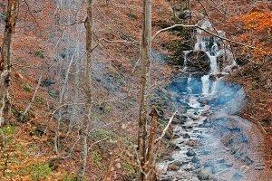 Waterfall Borzhava