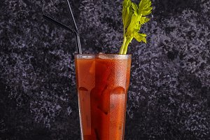 Classic cocktail - Bloody Mary
