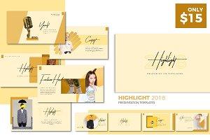 Highlight - Presentation Templates