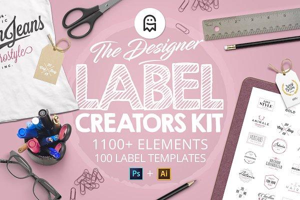 The Designer Label Creators Kit