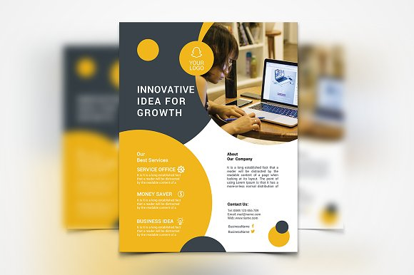Business Flyer #126