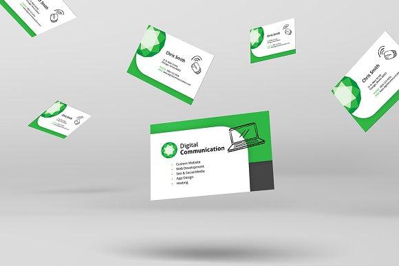 Web designer business card template business card templates web designer business card template business card templates creative market colourmoves