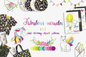 Fabulous Miracles Collection