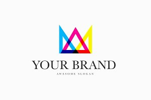 CMYK Crown Logo