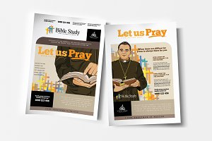 Church Poster Templates