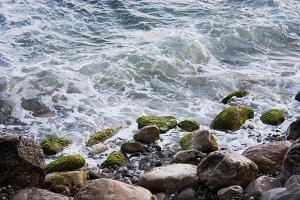 Surf on the Black Sea