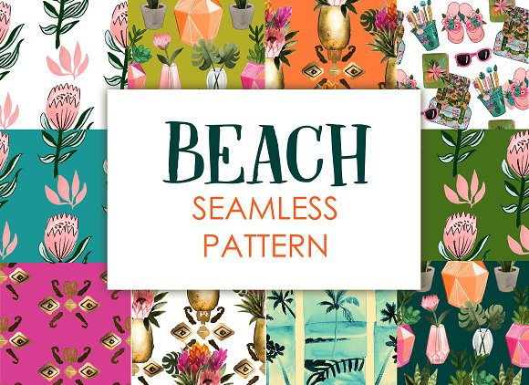 Beach Patterns