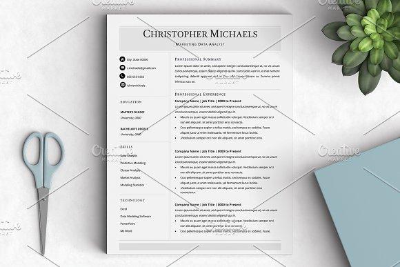 Executive Senior Management Resume