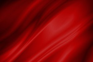 Red fabric texture background with c