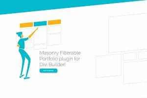 Masonry Filterable Portfolio