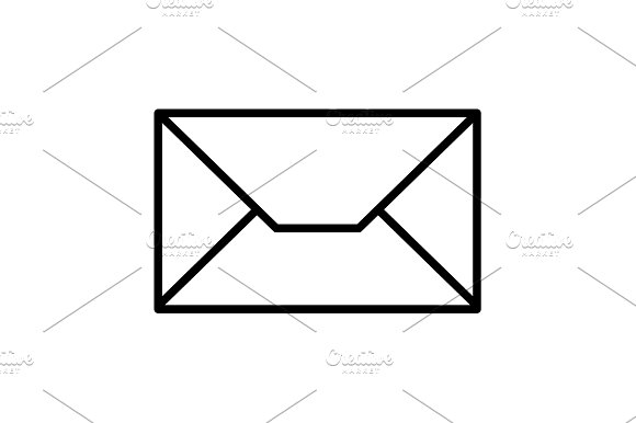 Envelope Mail Icon Email Message