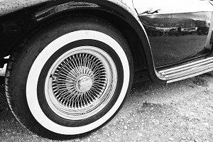 vintage classic automobile