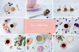 Tea Collection | Styled Stock Photos