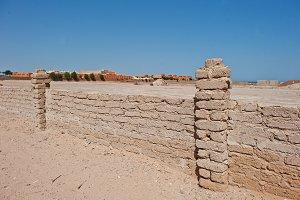 sand on Egypt
