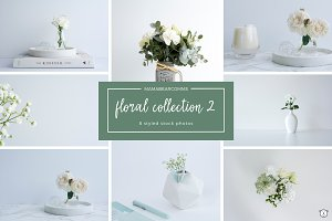 Floral Collection 2 | Styled Photos