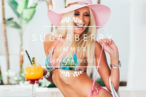 Sugarberry Summer Lightroom Presets