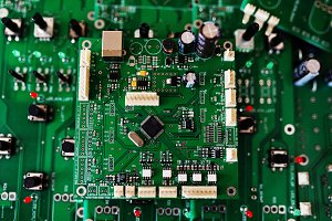 Motherboard digital chip