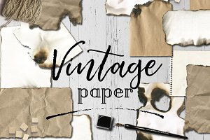 Old paper burn texture backgrounds