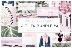 Instagram Tiles Bundle #3