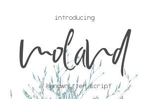 Moland Font
