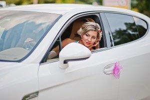 Wedding beautiful bride