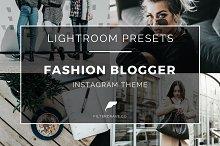 Fashion Blogger Instagram Presets