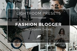 Fashion Blogger Instagram Presets