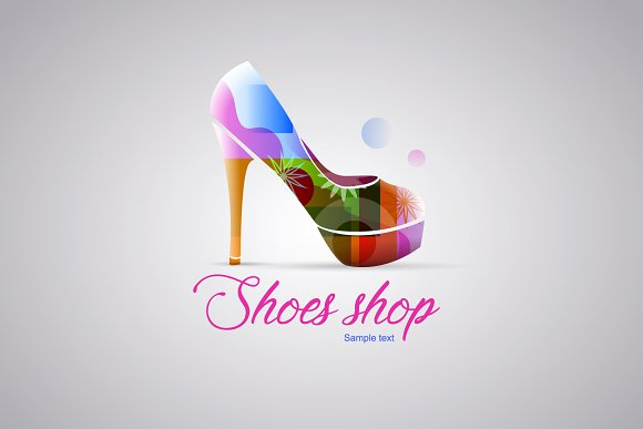 Logo Shoes Woman Shop