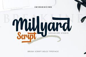 Millyard Script
