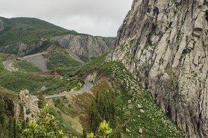 Los Roques (The Rocks), La Gomera