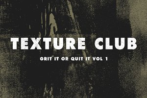Grit It or Quit It Vol 1