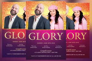 Glory Church Flyer