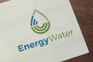 Energy Water | logo Template