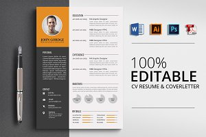 Office Word CV