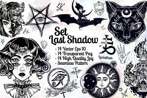 Last Shadow Set