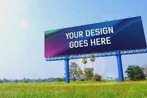 Billboard Mock-up 15