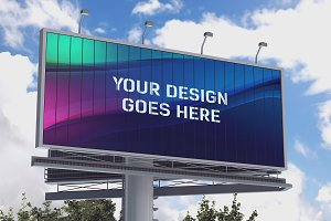 Billboard Mock-up 5