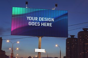 Billboard Mock-up 3