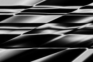 Abstract silver metal background