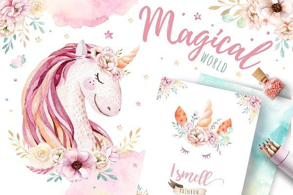 Magical world III