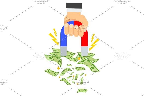 Attraction Of Money