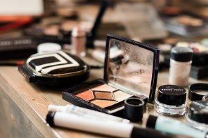 Makeup Artist Makeup on Vanity