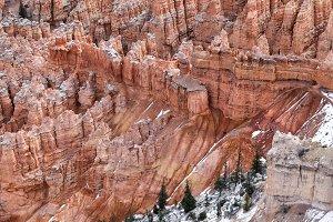 Stone Formations Hoodoo