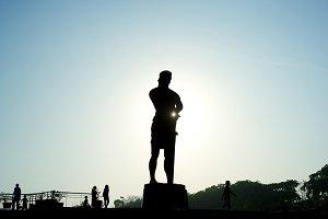 Statue of Lapu-lapu, Philippines